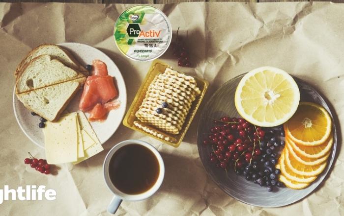 ημερολόγιο Διατροφής │ Το πρωινό δρα ενάντια στην παχυσαρκία!