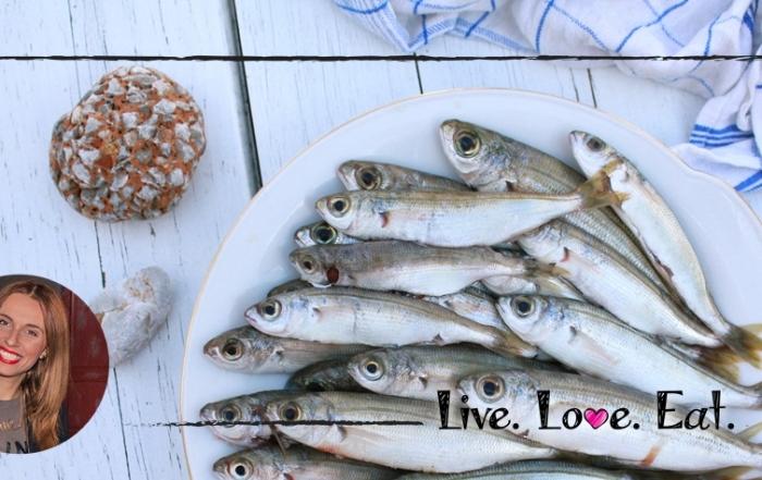 φουντ Μπλόγκερ │ Σαρδέλες: Οι «Βασίλισσες» της Μεσογειακής διατροφής!