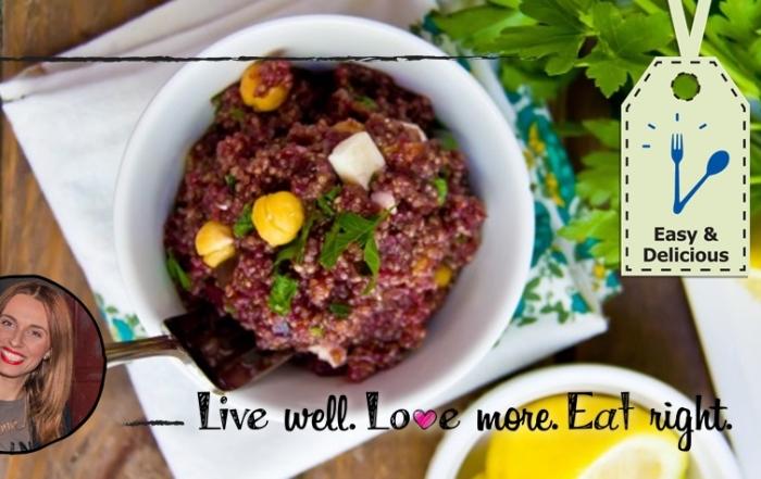 ιστορίες της Κουζίνας | Σαλάτα Μεσογείου με Quinoa!